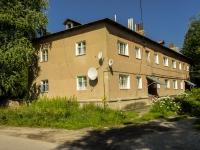 Кольчугино, улица Котовского, дом 20. многоквартирный дом