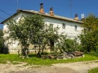 Кольчугино, улица Котовского, дом 23. многоквартирный дом