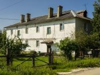 Кольчугино, улица Котовского, дом 25. многоквартирный дом