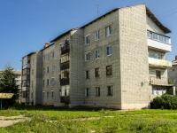 Кольчугино, улица Котовского, дом 28. многоквартирный дом