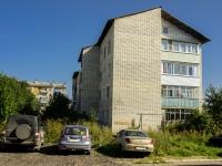 Кольчугино, улица Котовского, дом 30. многоквартирный дом