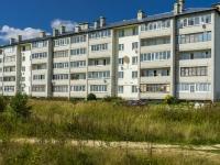 Kolchugino, Lomako st, house 12. Apartment house