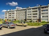 Kolchugino, Lomako st, house 14. Apartment house