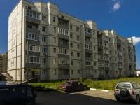 Kolchugino, Lomako st, house 24. Apartment house