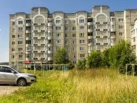 Kolchugino, Maksimov st, 房屋 1. 公寓楼