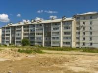 Kolchugino, Maksimov st, 房屋 23. 公寓楼