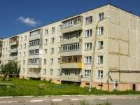 Kolchugino, Shmelev st, house 1. Apartment house