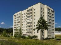 Kolchugino, Shmelev st, house 8. Apartment house