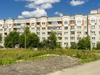 Kolchugino, Shmelev st, house 12. Apartment house