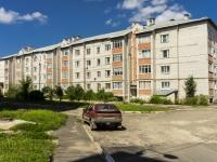 Кольчугино, улица Шмелева, дом 14. многоквартирный дом