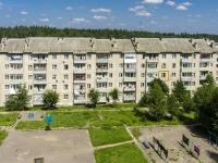 Kolchugino, Shmelev st, house 16. Apartment house