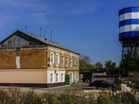 Петушки, улица Вокзальная. уникальное сооружение Гиперболоидная водонапорная башня