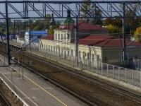 Петушки, улица Вокзальная, дом 42. вокзал