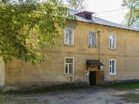 Петушки, улица Кирова, дом 4. многоквартирный дом