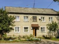 Петушки, улица Кирова, дом 4А. многоквартирный дом