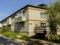 Petushki, Mayakovsky st, house 2. Apartment house