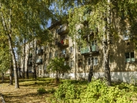 Petushki, Sovetskaya square, 房屋 1. 公寓楼