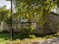 Петушки, площадь Советская, дом 4. многоквартирный дом