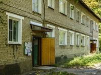 Petushki, Sovetskaya square, house 7. Apartment house