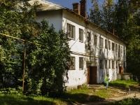 Петушки, площадь Советская, дом 8. многоквартирный дом
