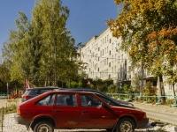 Петушки, улица Строителей, дом 24. многоквартирный дом
