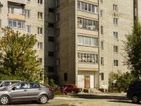 Petushki, Stroiteley st, 房屋 24А. 公寓楼