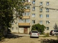 Петушки, улица Строителей, дом 26. многоквартирный дом