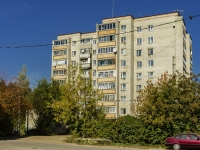 Petushki, st Stroiteley, house 26. Apartment house