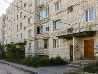 Petushki, Stroiteley st, house 26А. Apartment house