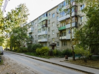 Petushki, st Stroiteley, house 28. Apartment house