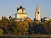 Suzdal, church Вознесенская,  , house 30А