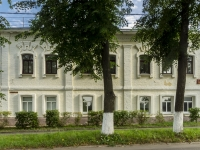 Суздаль, улица Крупской, дом 4. детский дом Суздальский специальный (коррекционный) детский дом №3