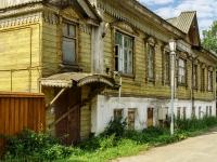 Суздаль, улица Ленина, дом 131. неиспользуемое здание