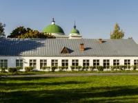 Suzdal, 学校 Суздальское художественно-реставрационное училище, мастерская, Lenin st, 房屋 106 к.1