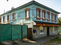 Suzdal, Lenin st, house 117. Apartment house with a store on the ground-floor