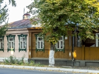 Suzdal, Lenin st, house 160. Private house