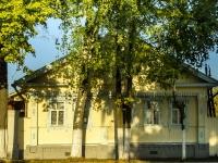 Suzdal, Lenin st, house 170. Private house