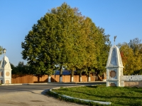 Суздаль, памятник архитектуры Обелиск