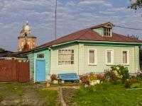 улица Пушкарская, дом 37. индивидуальный дом