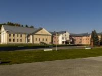 Suzdal, Krasnaya square, house 1. governing bodies