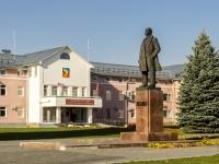 Суздаль, площадь Красная. памятник Ленину В.И.