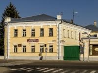 Suzdal, 旅馆 Молодежная, Krasnaya square, 房屋 2