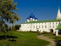 Суздаль, улица Кремлёвская. Суздальский кремль
