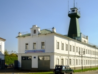 Suzdal, st Lebedev, house 1. fire-fighting Detachment