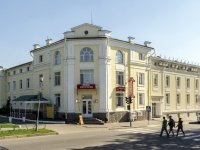 Suzdal, hotel Сокол, Torgovaya square, house 2А