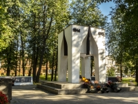 Suzdal, Torgovaya square,