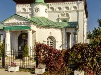 Suzdal, 教堂 Цареконстантиновская, Zaprudny alley, 房屋 2А
