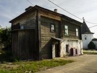 Yuryev-Polsky, 1st Maya st, house 21. Apartment house