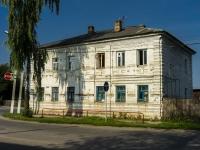 Yuryev-Polsky, Shkolnaya st, house 12. Apartment house