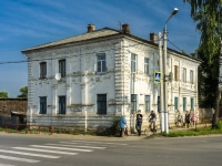Юрьев-Польский, улица Школьная, дом 12. многоквартирный дом